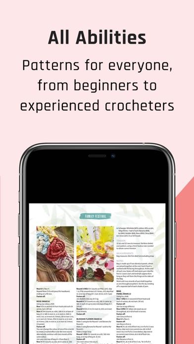 Simply Crochet Magazine Screenshot