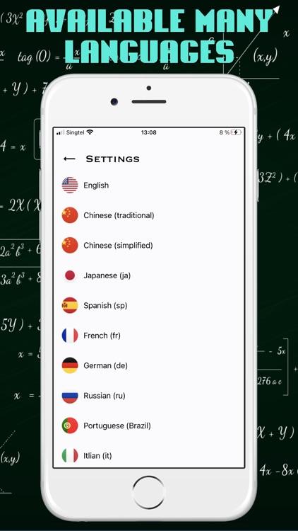 Math App Solver Scanner + screenshot-7