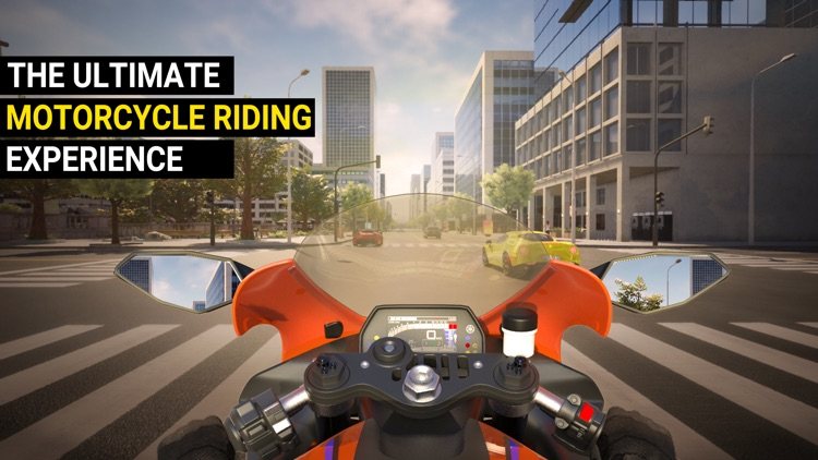Speed Moto Dash:Real Simulator screenshot-3