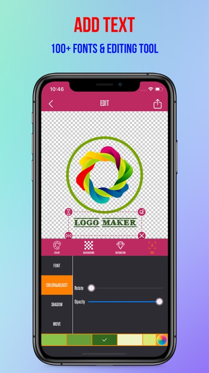 Logo Generator & Logo Designer screenshot-3