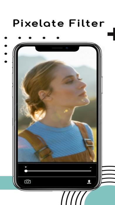 Screenshot #3 pour Ultra-High Pixel Camera Editor