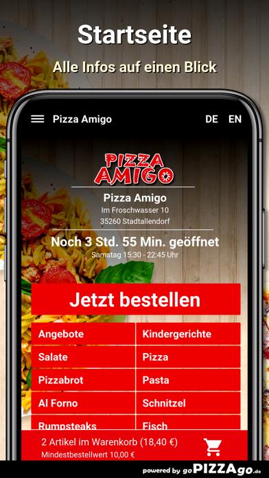 Pizza Amigo Stadtallendorf screenshot 3
