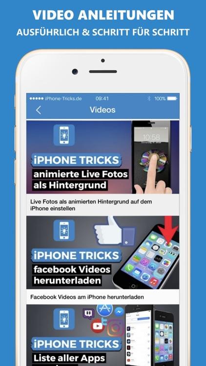 Tricks fürs iPhone (Pro) screenshot-3