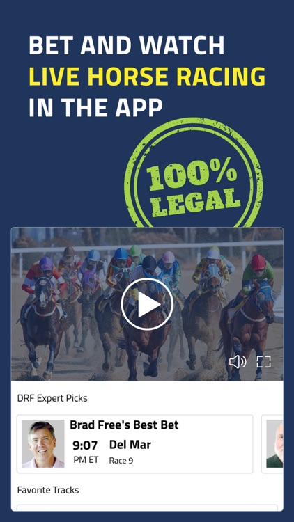 How to place a bet on daily racing form app f2pool bitcoins