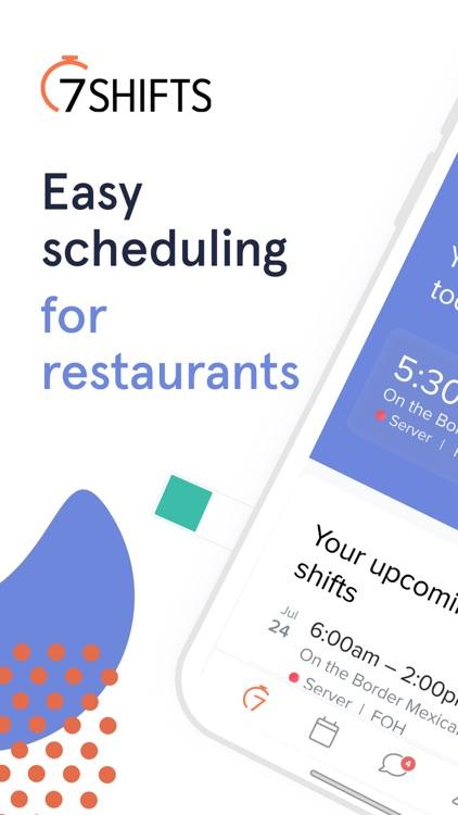 7shifts: Employee Scheduling screenshot-0