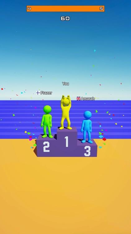 Jump Dunk 3D screenshot-3