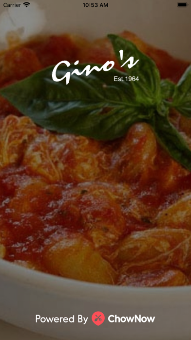 Gino's Restaurant BrooklynScreenshot of 1