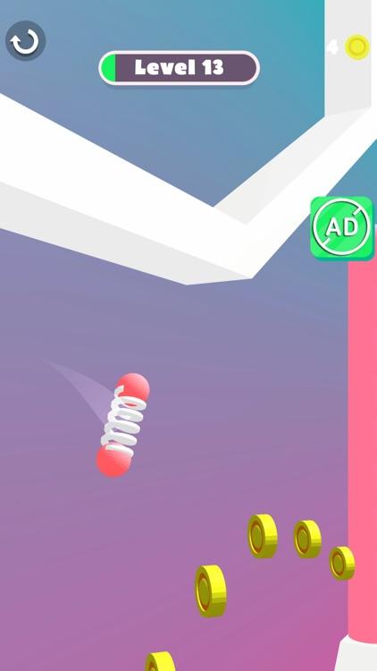 Bouncy Spring Stick screenshot-7