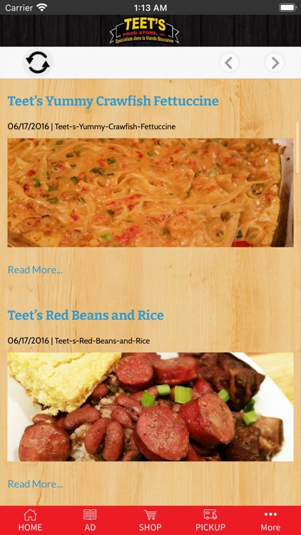 Teets Food Store screenshot-2