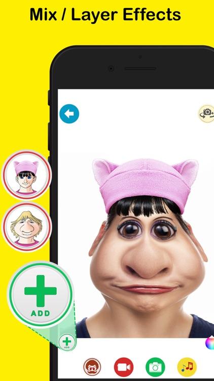 Crazy Helium Funny Face Voice screenshot-8