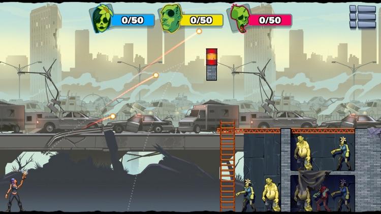 Stupid Zombies 3 screenshot-3