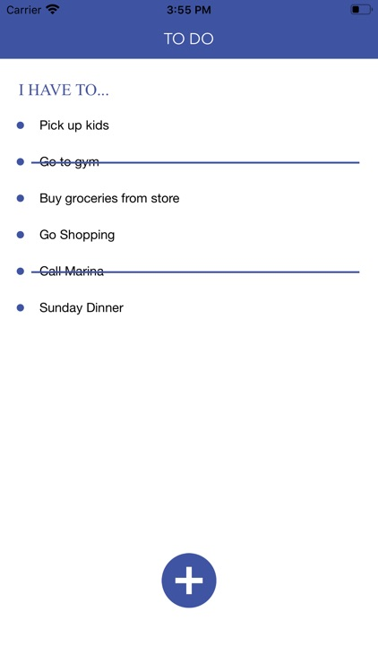 Task List screenshot-3