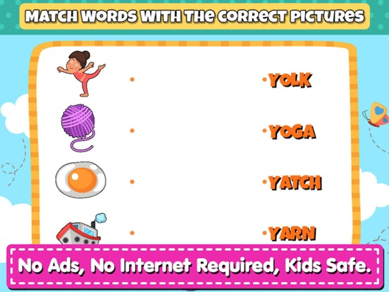 Match Words To Pictures screenshot 17