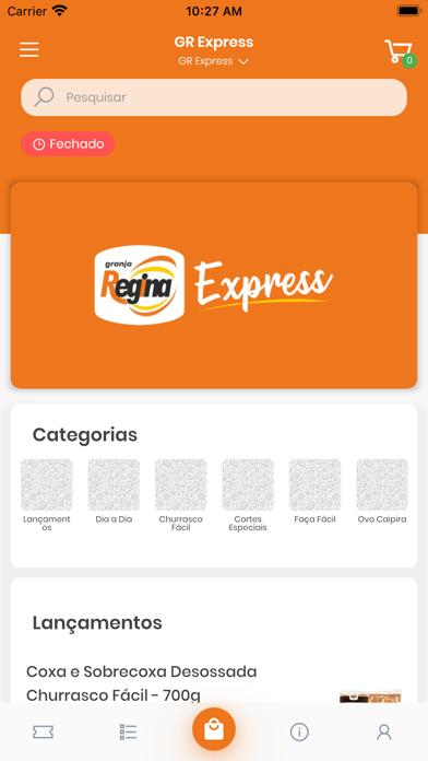 GR Express screenshot 2