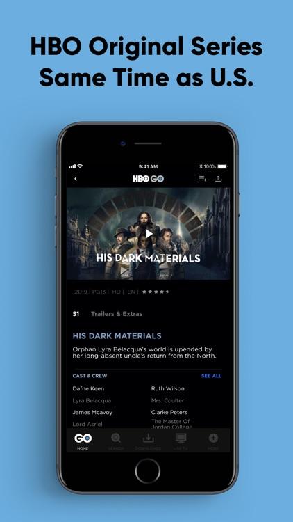HBO GO screenshot-3