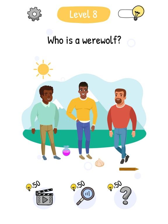 Who is? Brain Teaser & Riddles screenshot 12