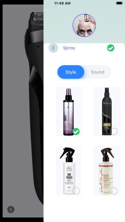 Hair Trimmer Prank Razor App screenshot-3