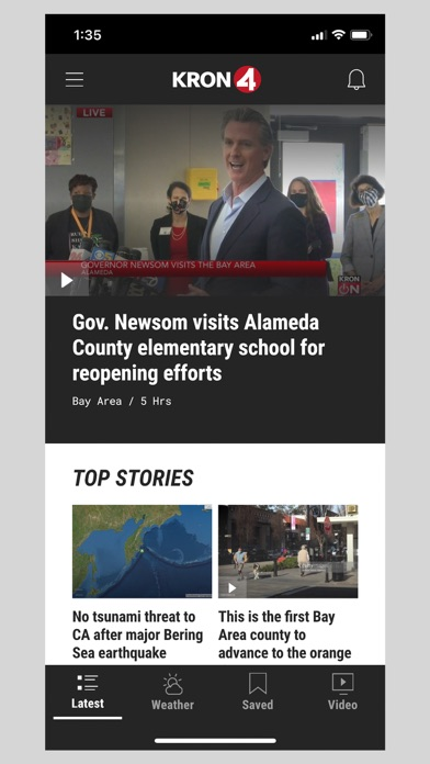 KRON4 News - San Franciscoのおすすめ画像1