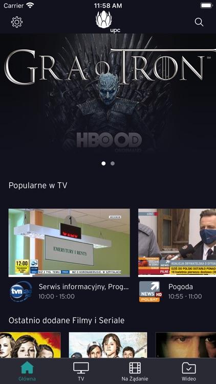 UPC TV GO