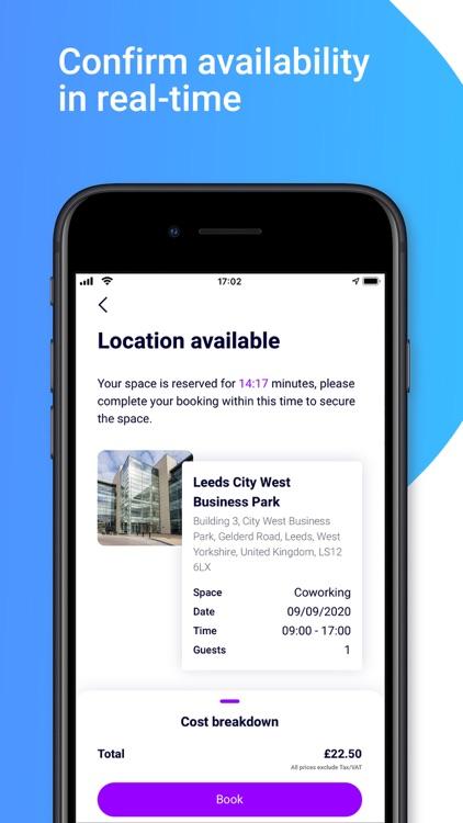 Worka: Workspaces For Rent screenshot-4