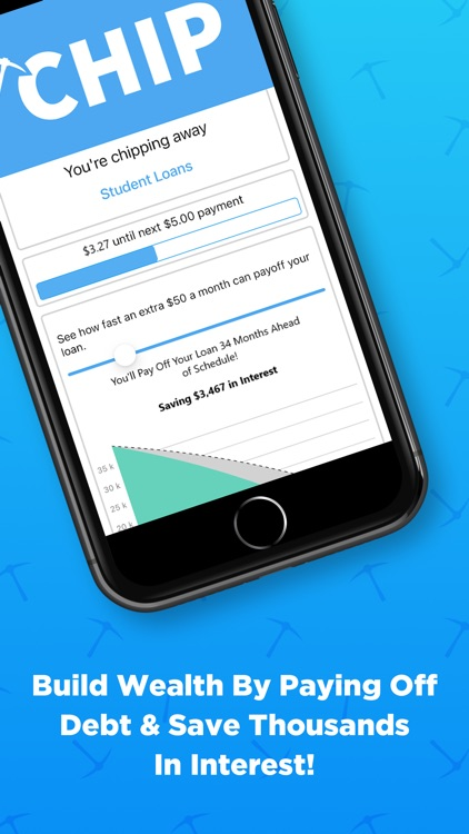 Chip: Paying Off Student Loans screenshot-3
