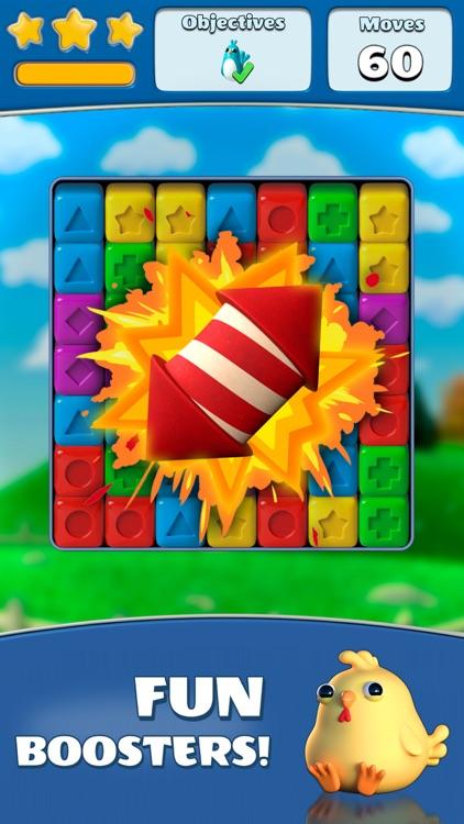 Farm Blocks: Match Blast Cubes