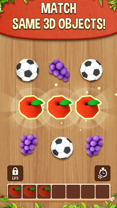Match Triple 3D: Matching Tile screenshot 1