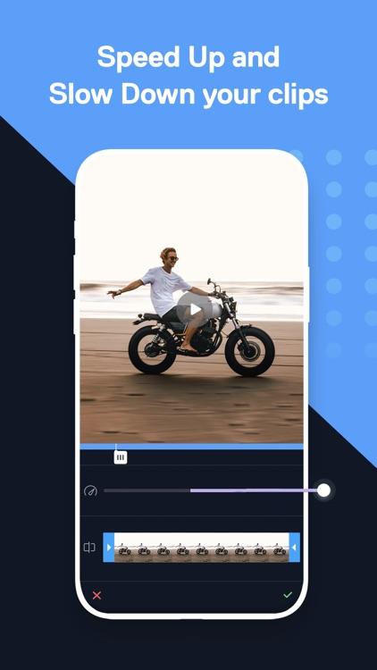 Filmr: Video Editor & Effects screenshot-6