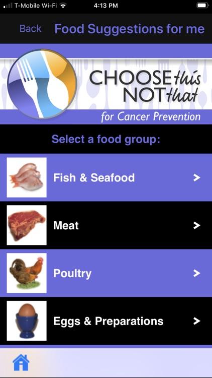 Cancer Prevention screenshot-5
