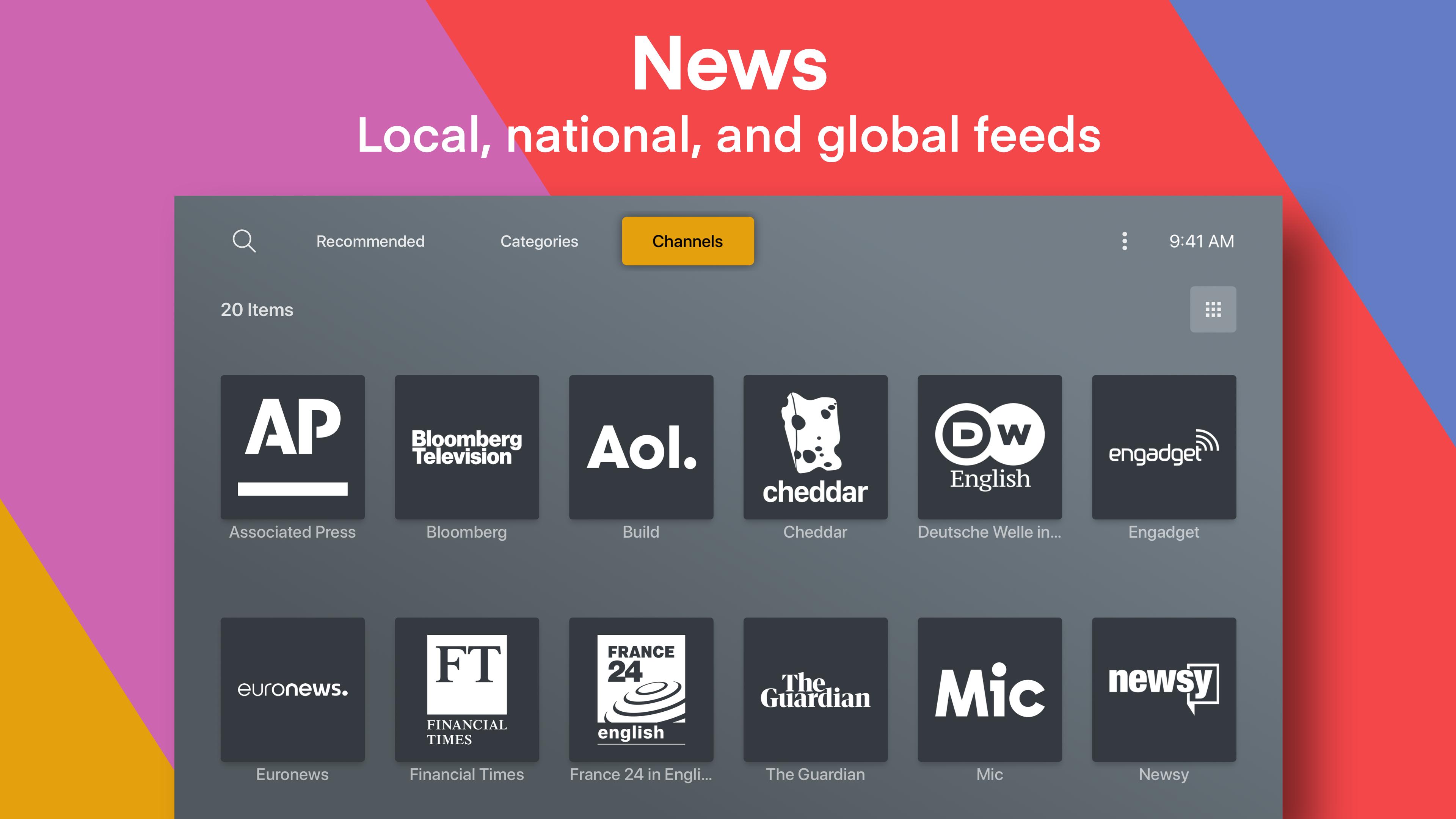 Plex: Movies, TV, Music & More screenshot 17