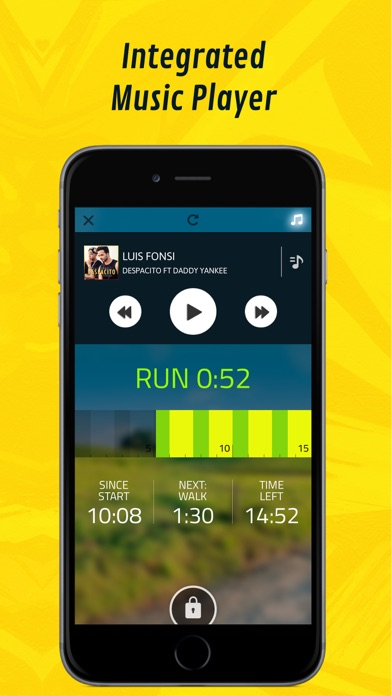 5K Runner: Couch to 5K Trainer Screenshot