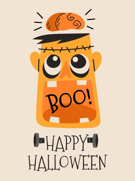 Halloween Stickers!!! screenshot 8