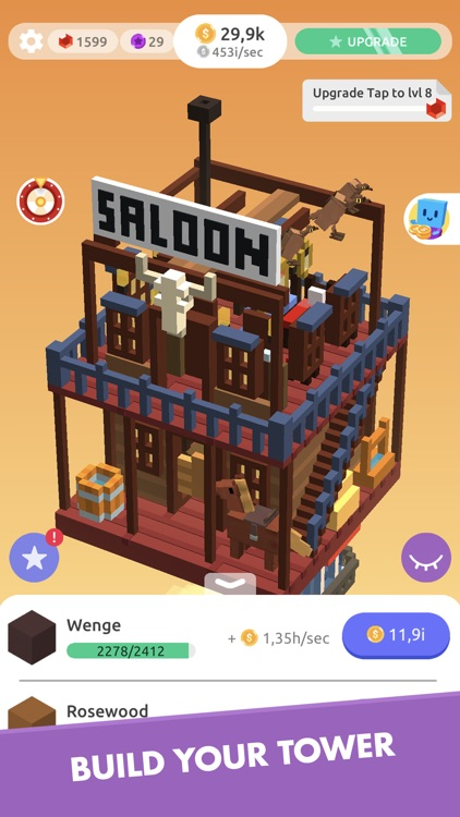 TapTower - Idle Building Game screenshot-0