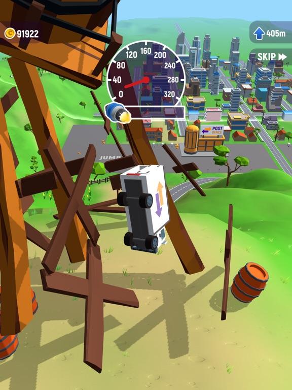 Crash Delivery: クルマ破壊クラッシュゲームのおすすめ画像1
