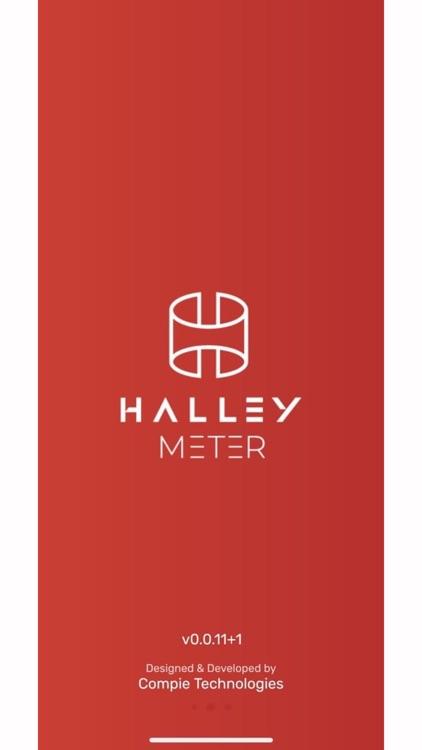 Halley Meter