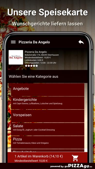 Pizzeria Da Angelo Oberhausen screenshot 4