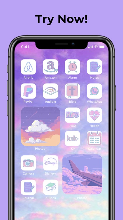ScreenKit -Aesthetic App Icons screenshot-9