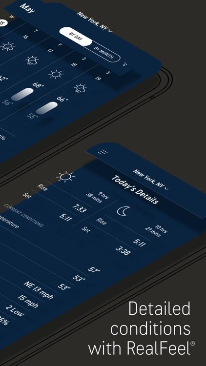 AccuWeather: Weather Alerts screenshot-5