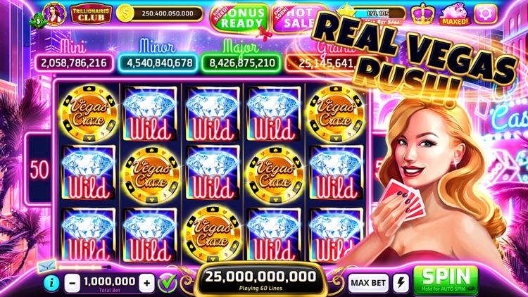 Baba Wild Slots - Vegas Casino screenshot-2