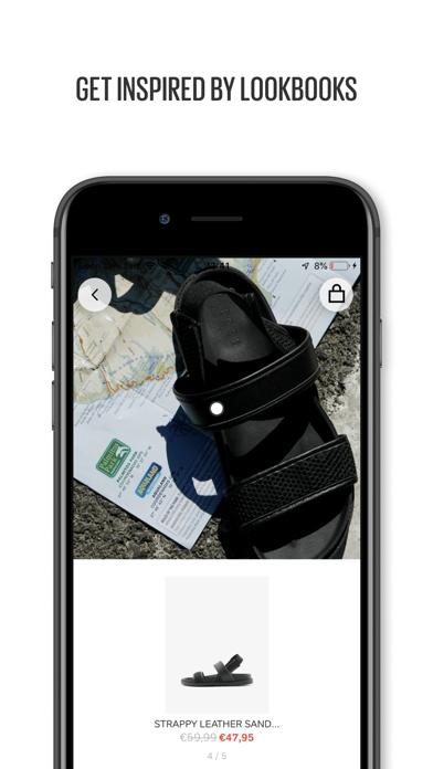 Screenshot #2 pour PIECES fashion app