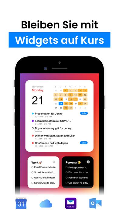 Any.do: Aufgabenliste KalenderScreenshot von 4