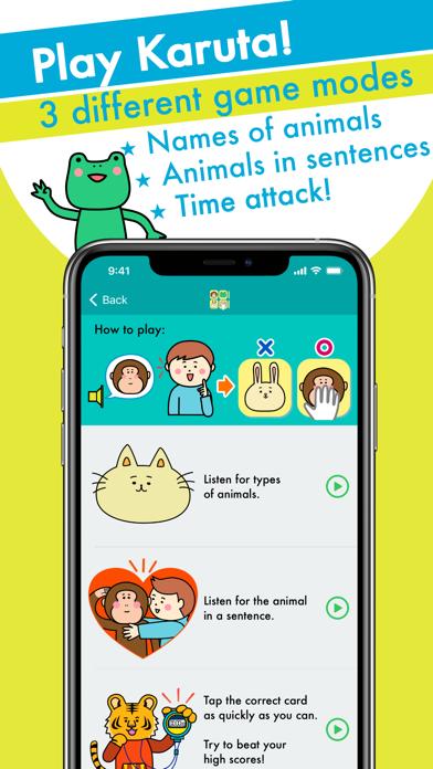 Happy Animal English Screenshot