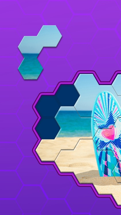 Hexa Jigsaw Puzzle ® screenshot-5