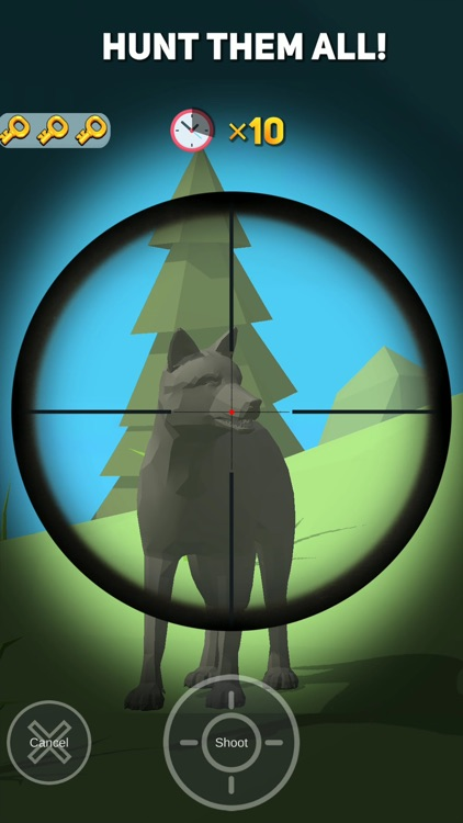 Hunting Season 3D screenshot-5