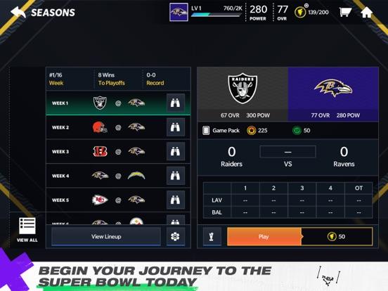 Madden NFL 21 Mobile Football screenshot 14