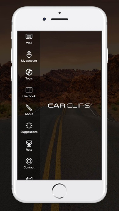 Carclips Screenshot