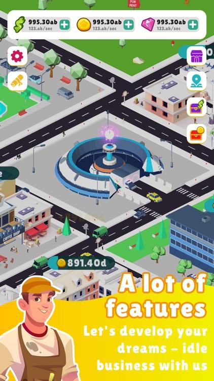 Taxi Inc. - Idle City Builder screenshot-7