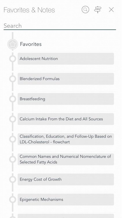 Pediatric Nutrition Guide screenshot-8
