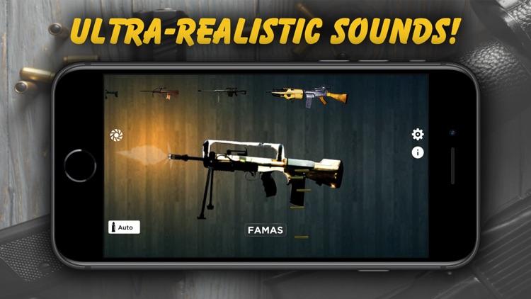 Real Gunshot Simulation Pro screenshot-4