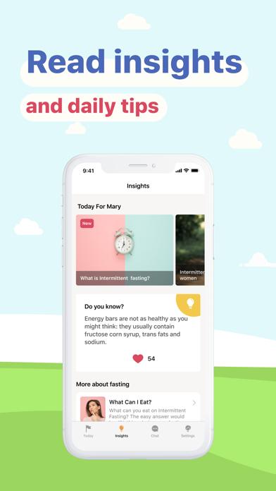 Intermittent Fasting App のおすすめ画像6